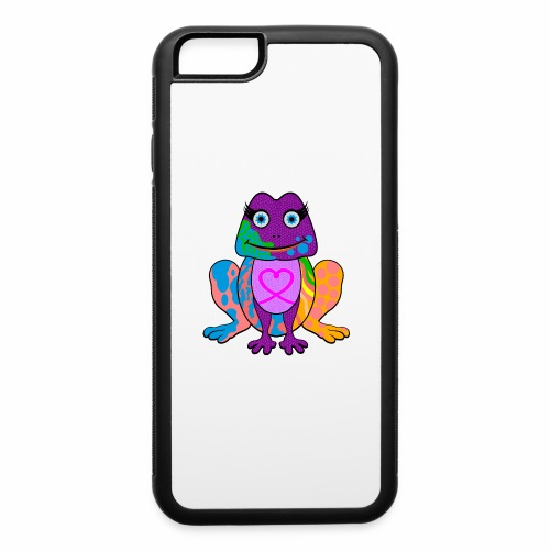 I heart froggy - iPhone 6/6s Rubber Case