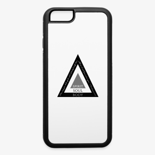 Spirit Soul Body - iPhone 6/6s Rubber Case