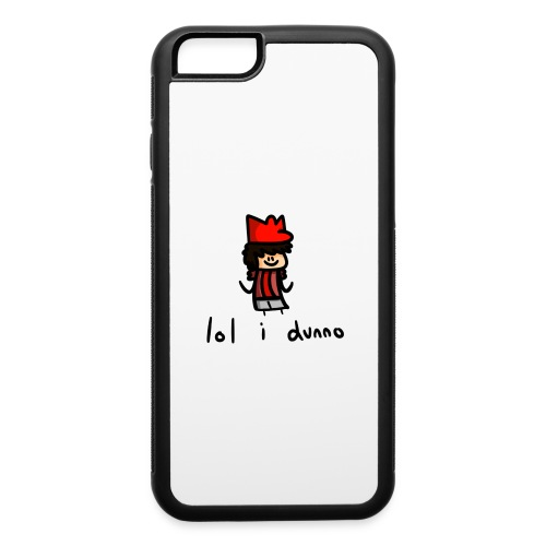 lol i dunno - iPhone 6/6s Rubber Case