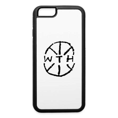 WTH Tee - iPhone 6/6s Rubber Case