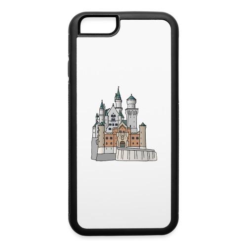 Neuschwanstein Castle, Bavaria - iPhone 6/6s Rubber Case