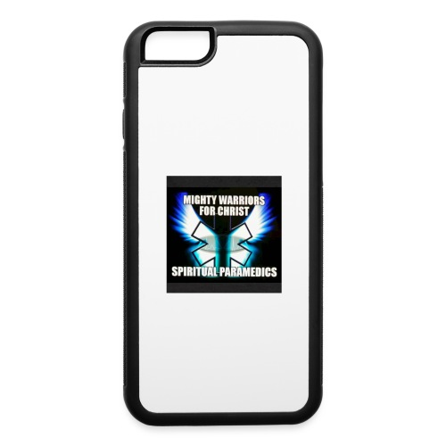 MightyWarrior PrayAnytime White - iPhone 6/6s Rubber Case