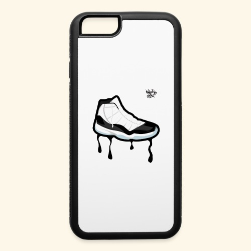 air jordan vector - iPhone 6/6s Rubber Case