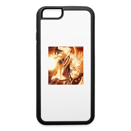 kyuubi mode by agito lind d5cacfc - iPhone 6/6s Rubber Case
