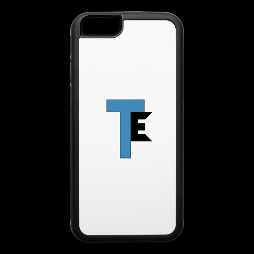 The Second Team Exelfiny Logo - iPhone 6/6s Rubber Case