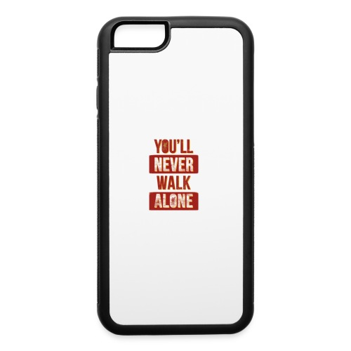 liverpool fc ynwa - iPhone 6/6s Rubber Case