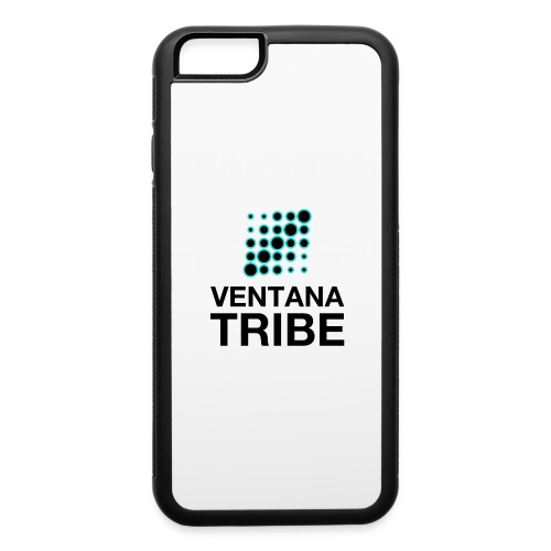 Ventana Tribe Black Logo - iPhone 6/6s Rubber Case