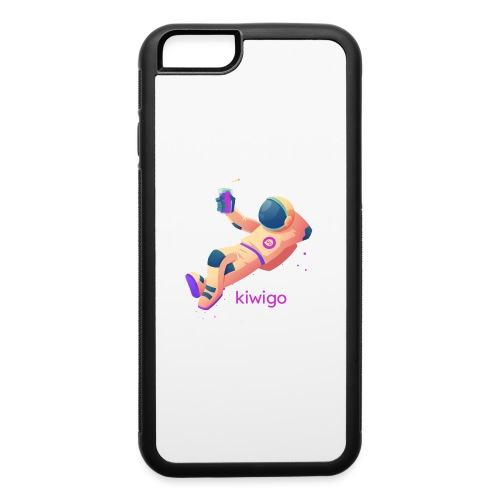Astronaut Kiwigo - iPhone 6/6s Rubber Case