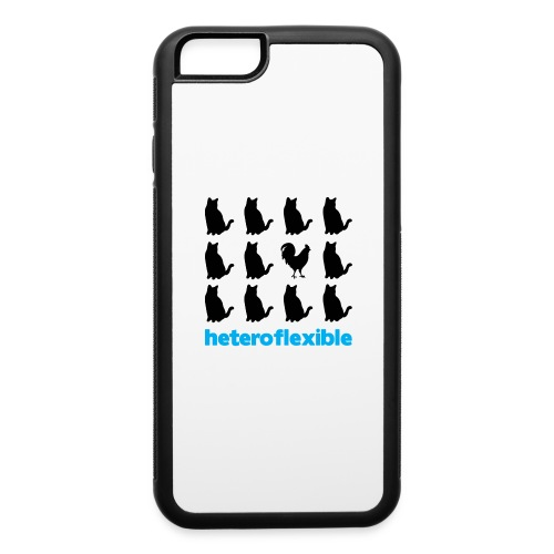 Heteroflexible Male - iPhone 6/6s Rubber Case