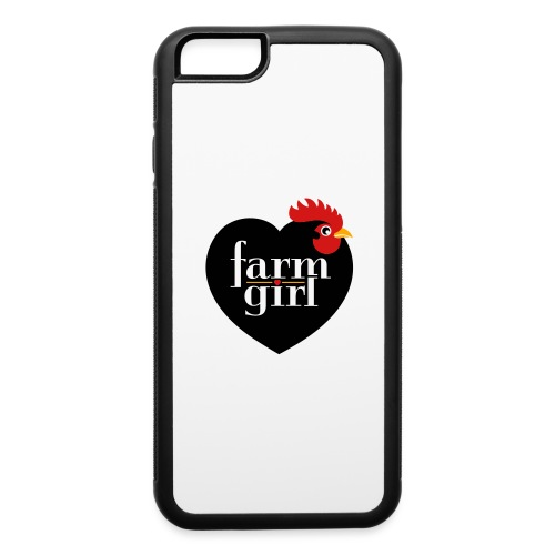 Farm girl - iPhone 6/6s Rubber Case