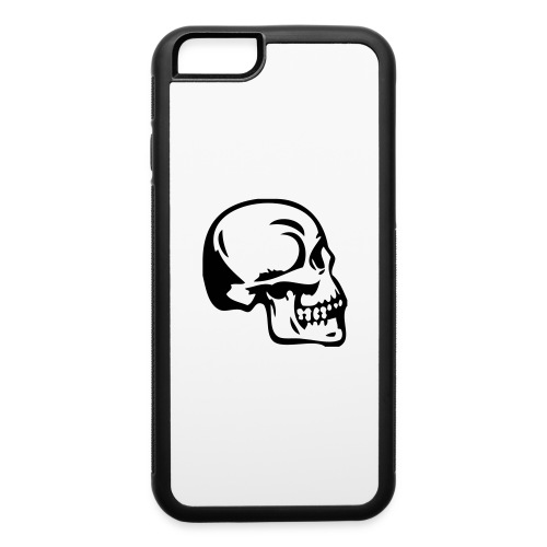 Halloween Skulls Trick or Treat Bags - iPhone 6/6s Rubber Case