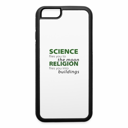 Science, Fly me to the Moon - iPhone 6/6s Rubber Case