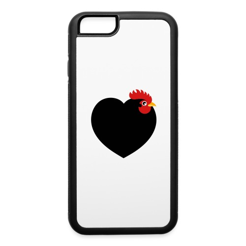 I love chickens - iPhone 6/6s Rubber Case