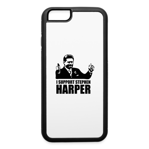 I Support Stephen Harper - iPhone 6/6s Rubber Case