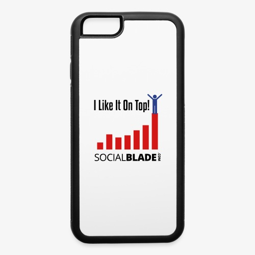 I Like It On Top - Guy - iPhone 6/6s Rubber Case