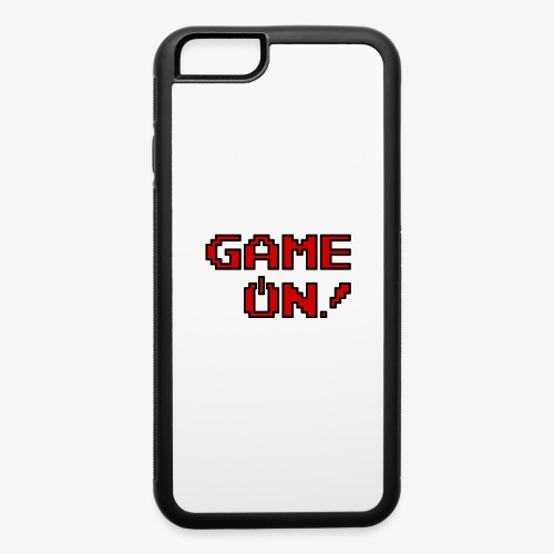 Game On.png - iPhone 6/6s Rubber Case