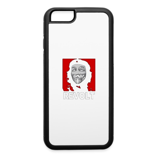 Anonymous Che Revolt Mugs & Drinkware - iPhone 6/6s Rubber Case