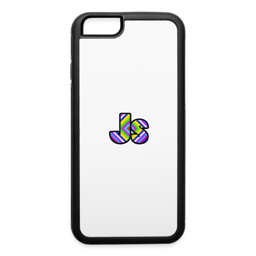 JsClanLogo2 - iPhone 6/6s Rubber Case