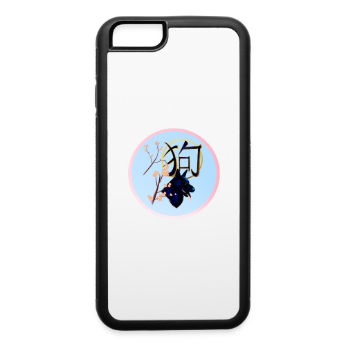 The Year Of The Dog-round - iPhone 6/6s Rubber Case