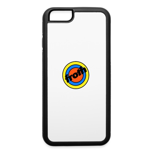 Froth Pins - iPhone 6/6s Rubber Case