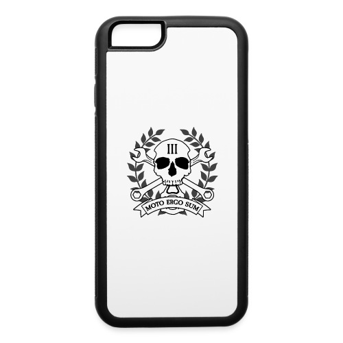 Moto Ergo Sum - iPhone 6/6s Rubber Case