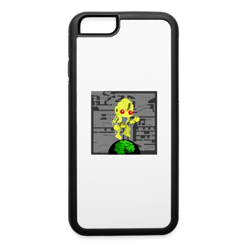 Hollow Earth Woman - iPhone 6/6s Rubber Case