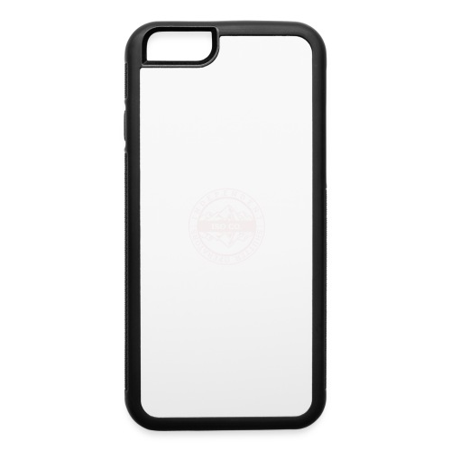 ISO Co. White Classic Emblem - iPhone 6/6s Rubber Case