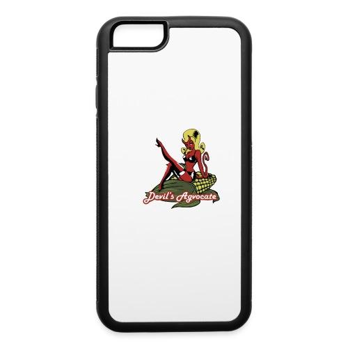 Devil's Agvocate - iPhone 6/6s Rubber Case