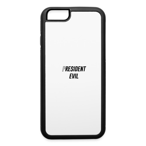 President Evil - iPhone 6/6s Rubber Case