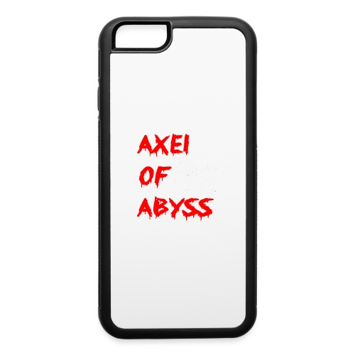 Axelofabyss dragon shirt - iPhone 6/6s Rubber Case