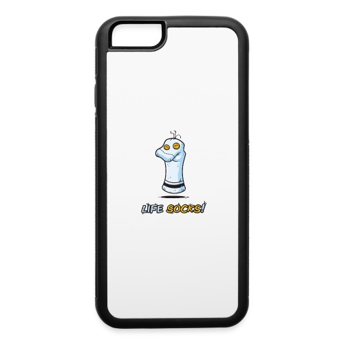 Life Socks - iPhone 6/6s Rubber Case