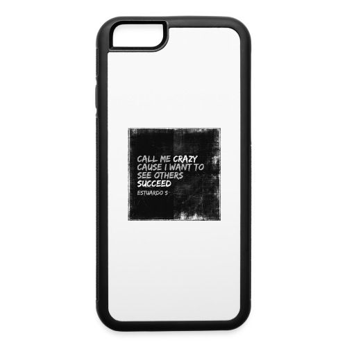 Crazy - iPhone 6/6s Rubber Case