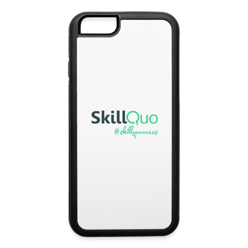 #Skillquocares - iPhone 6/6s Rubber Case