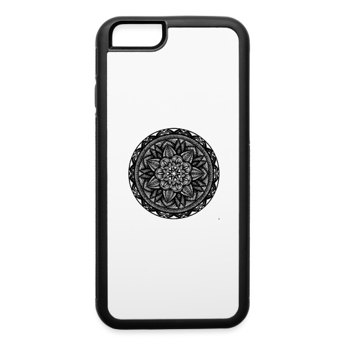 Circle No.2 - iPhone 6/6s Rubber Case