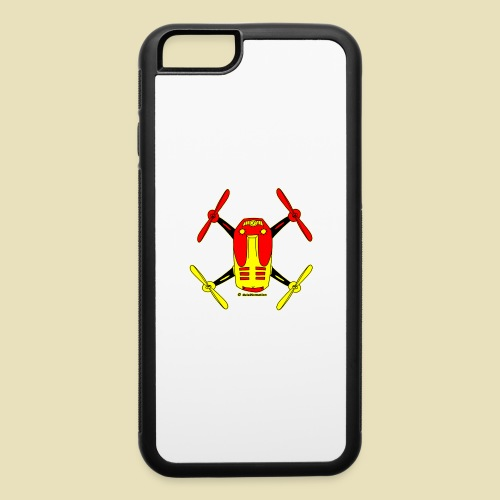 GrisDismation Ongher Droning Out Tshirt - iPhone 6/6s Rubber Case