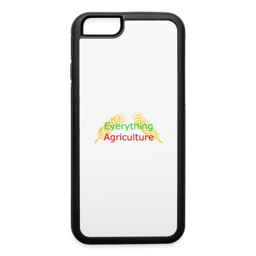 Everything Agriculture LOGO - iPhone 6/6s Rubber Case