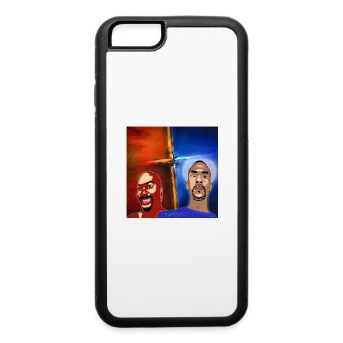 pretty tony galaxy 7 edge case - iPhone 6/6s Rubber Case