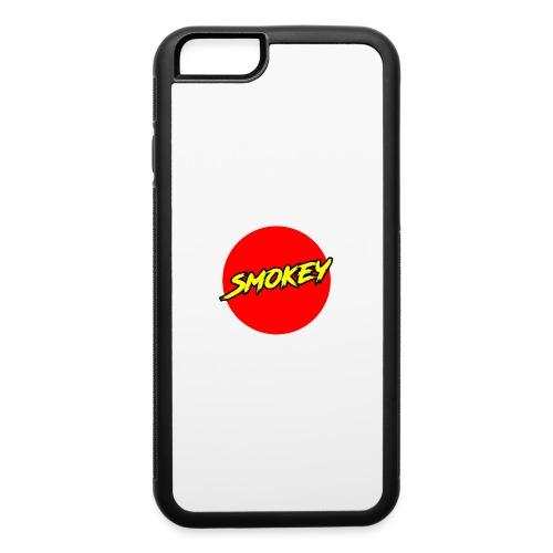 Smokey Mug - iPhone 6/6s Rubber Case
