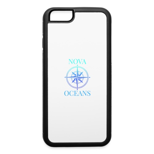 logo_nova_oceans - iPhone 6/6s Rubber Case