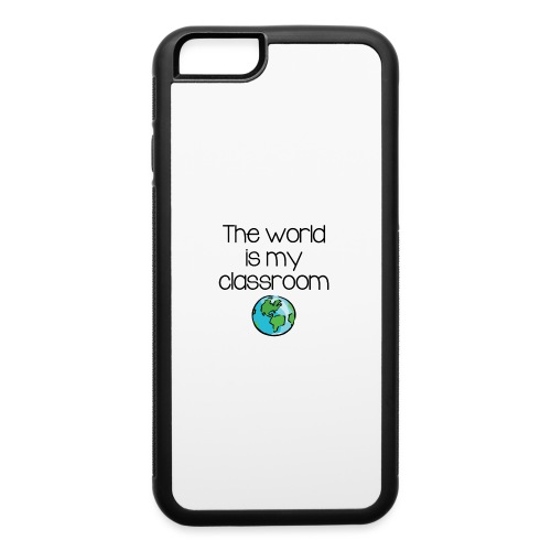 World Classroom - iPhone 6/6s Rubber Case