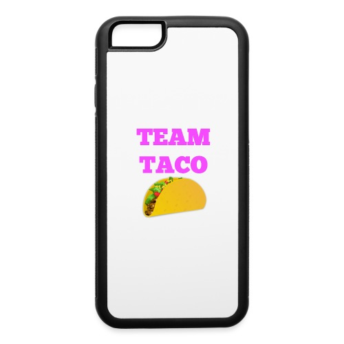 TEAMTACO - iPhone 6/6s Rubber Case