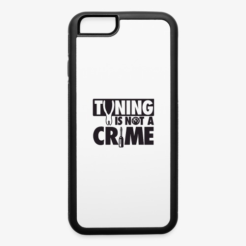 Tuning is not a crime - iPhone 6/6s Rubber Case