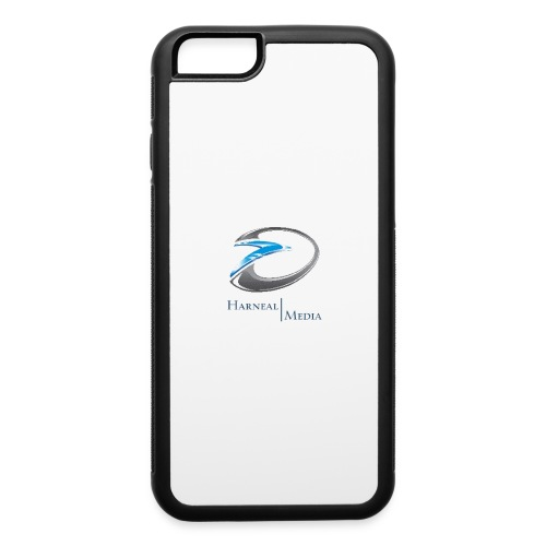 Harneal Media Logo Products - iPhone 6/6s Rubber Case