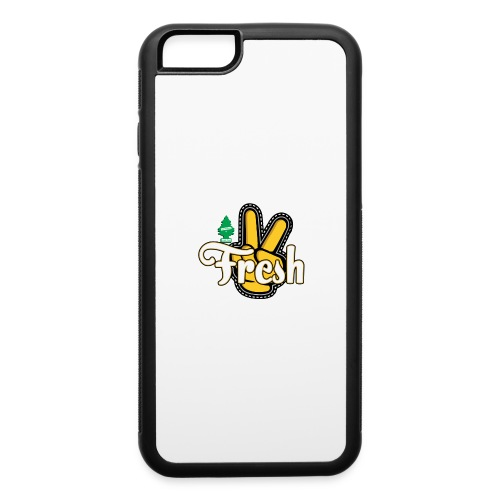 2Fresh2Clean - iPhone 6/6s Rubber Case
