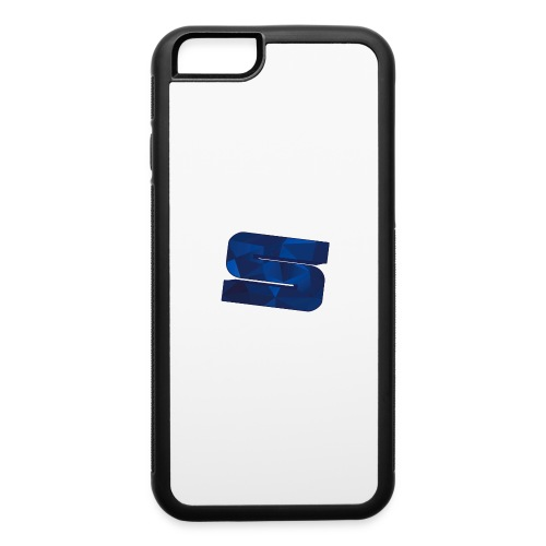 Scrafy's Logo - iPhone 6/6s Rubber Case