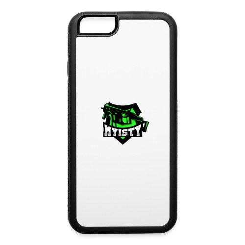 Myisty Bright Green - iPhone 6/6s Rubber Case