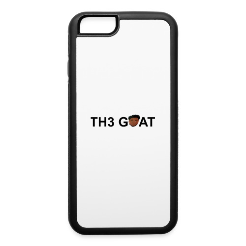 The goat cartoon - iPhone 6/6s Rubber Case