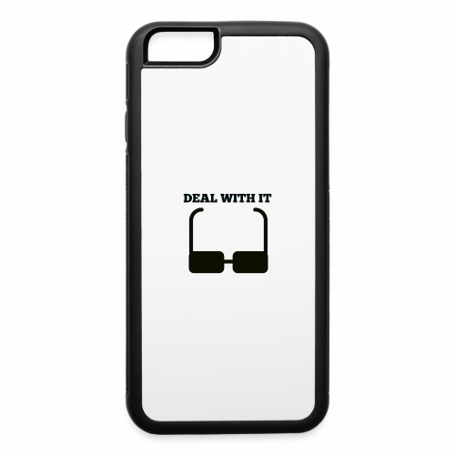Deal with it - iPhone 6/6s Rubber Case