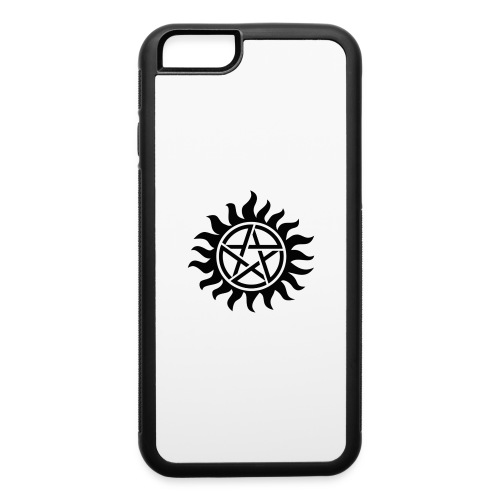 Supernatural Tattoo - iPhone 6/6s Rubber Case