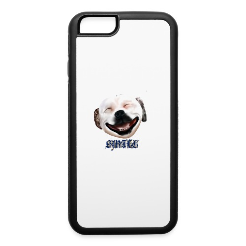 Pit Bull Smile-Brightest - iPhone 6/6s Rubber Case